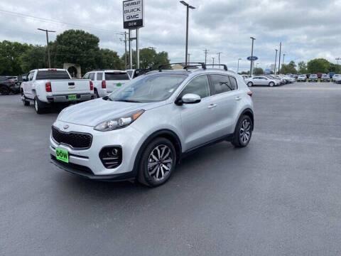 2017 Kia Sportage for sale at DOW AUTOPLEX in Mineola TX