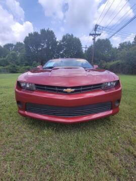 2015 Chevrolet Camaro for sale at CAPITOL AUTO SALES LLC in Baton Rouge LA
