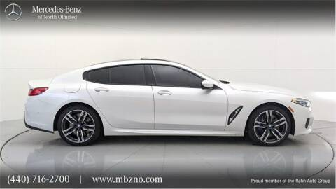 2020 BMW 8 Series for sale at Mercedes-Benz of North Olmsted in North Olmsted OH