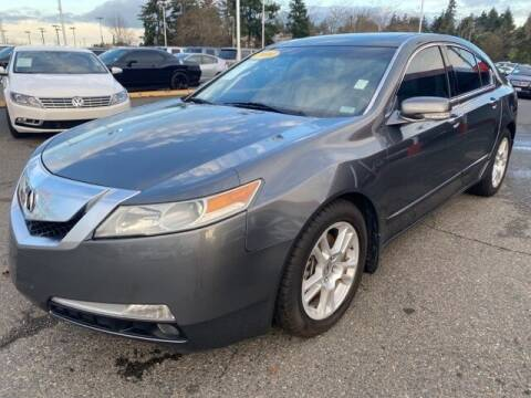 2009 Acura TL for sale at Autos Only Burien in Burien WA