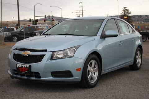 2012 Chevrolet Cruze for sale at Motor City Idaho in Pocatello ID