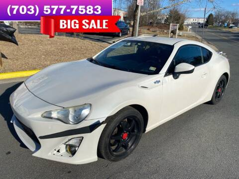 2013 Scion FR-S for sale at Dreams Auto Group LLC in Sterling VA