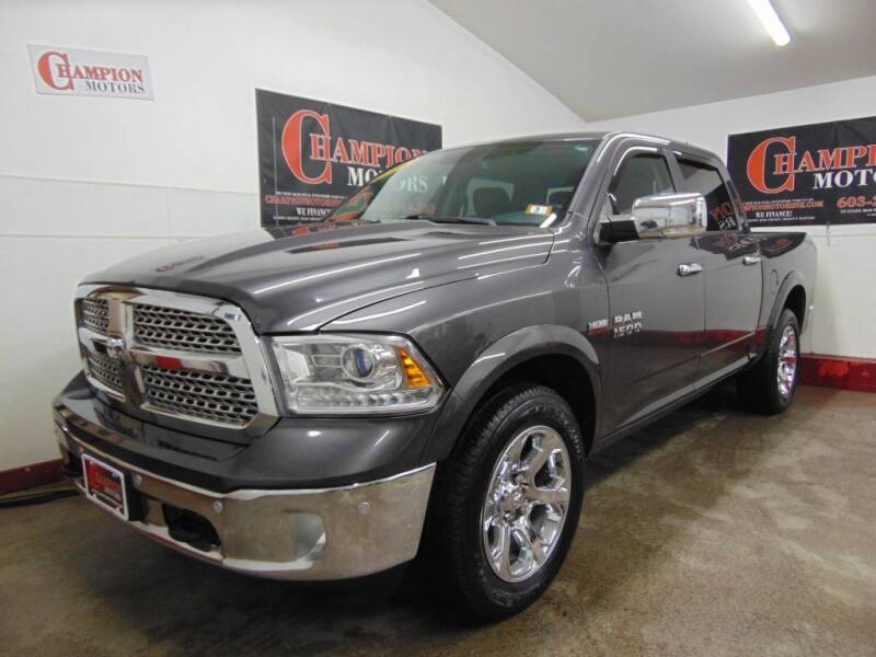 2016 RAM Ram Pickup 1500 for sale at Champion Motors in Amherst NH