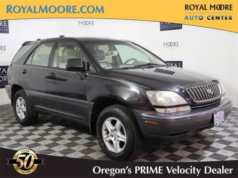 1999 Lexus RX 300 for sale at Royal Moore Custom Finance in Hillsboro OR