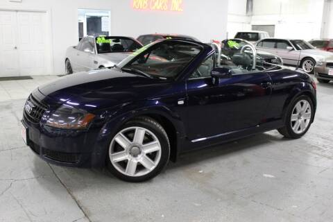 2003 Audi TT for sale at R n B Cars Inc. in Denver CO