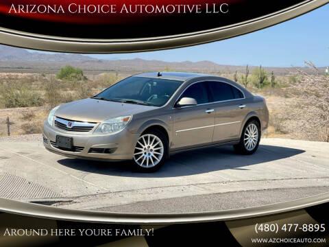 2007 Saturn Aura for sale at Arizona Choice Automotive LLC in Mesa AZ
