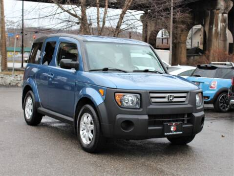 2008 Honda Element for sale at Cutuly Auto Sales in Pittsburgh PA