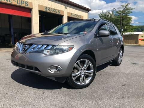 2010 Nissan Murano for sale at Keystone Auto Center LLC in Allentown PA