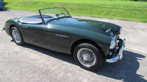 1962 Austin-Healey BN7 TRI-CARB
