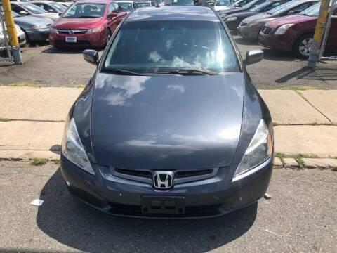 2004 Honda Accord for sale at SUNSHINE AUTO SALES LLC in Paterson NJ