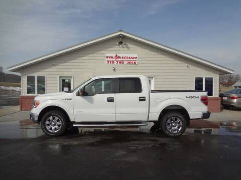 2011 Ford F-150 for sale at GIBB'S 10 SALES LLC in New York Mills MN