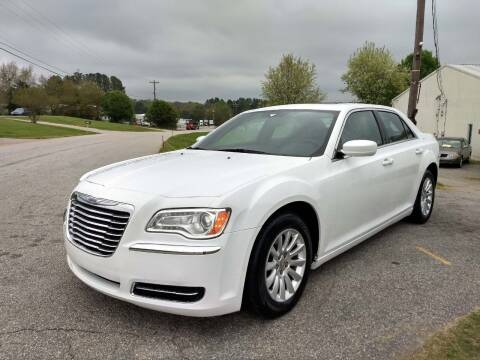 2014 Chrysler 300 for sale at ALL AUTOS in Greer SC