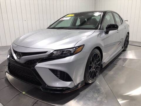 2020 Toyota Camry for sale at HILAND TOYOTA in Moline IL