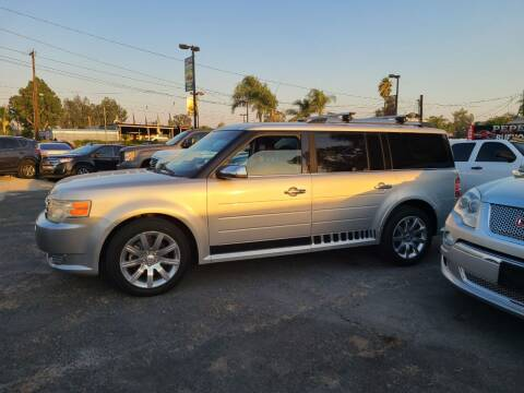 2012 Ford Flex for sale at E and M Auto Sales in Bloomington CA