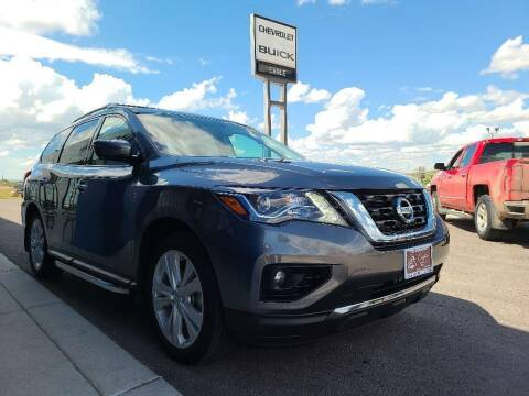 2018 Nissan Pathfinder for sale at Tommy's Car Lot in Chadron NE