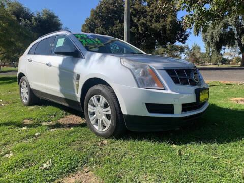 2012 Cadillac SRX for sale at D & I Auto Sales in Modesto CA