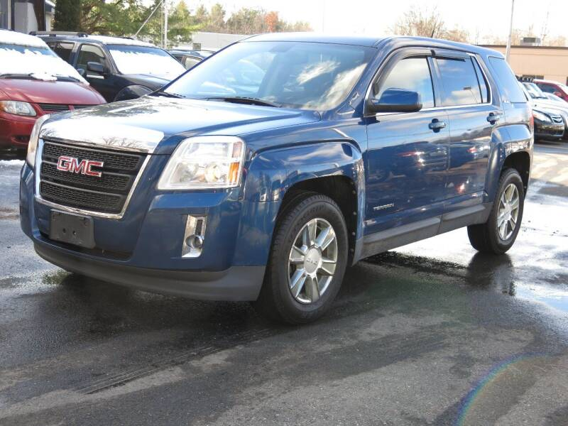 2010 GMC Terrain for sale at United Auto Service in Leominster MA
