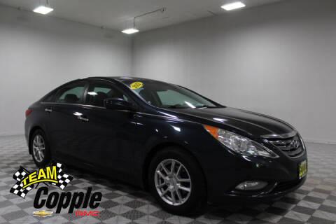 2012 Hyundai Sonata for sale at Copple Chevrolet GMC Inc in Louisville NE