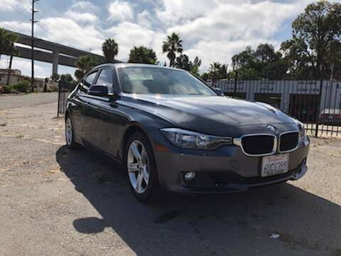 2012 BMW 3 Series for sale at Trini-D Auto Sales Center in San Diego CA