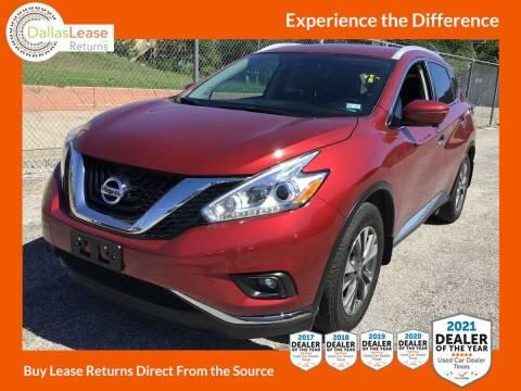 2017 Nissan Murano for sale at Dallas Auto Finance in Dallas TX