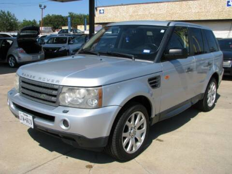 2007 Land Rover Range Rover Sport for sale at Auto Limits in Irving TX
