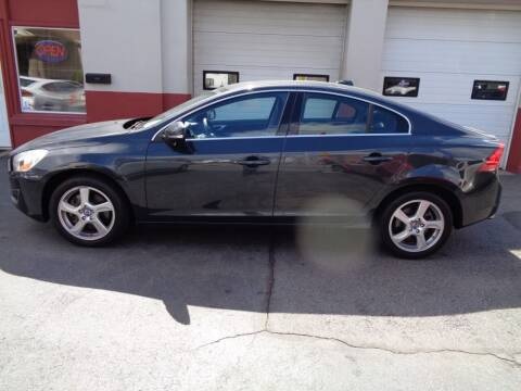2012 Volvo S60 for sale at Best Choice Auto Sales Inc in New Bedford MA