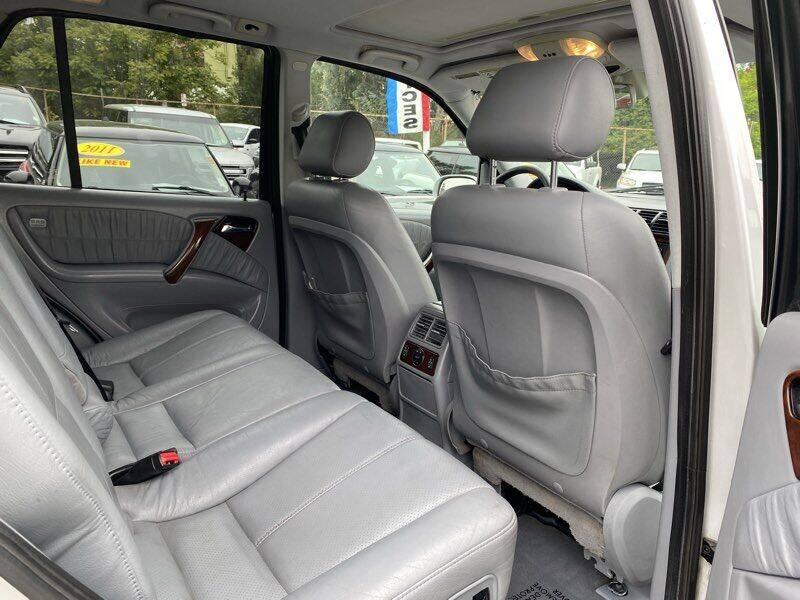 2003 Mercedes-Benz M-Class AWD ML 320 4MATIC 4dr SUV - La Crescenta CA
