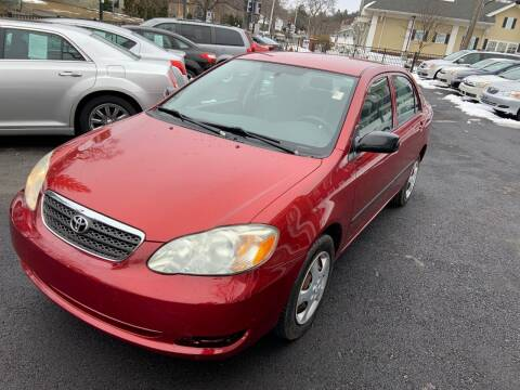 2006 Toyota Corolla for sale at EMPIRE CAR INC in Troy NY