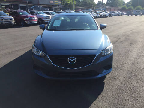 2016 Mazda MAZDA6 for sale at Beckham's Used Cars in Milledgeville GA