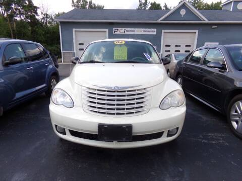 2006 Chrysler PT Cruiser for sale at Pool Auto Sales Inc in Spencerport NY