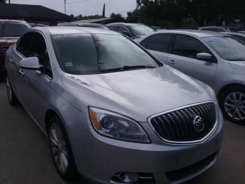 2014 Buick Verano for sale at Express AutoPlex in Brownsville TX