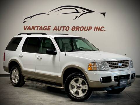 2003 Ford Explorer for sale at Vantage Auto Group Inc in Fresno CA