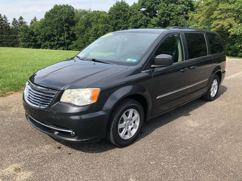 2011 Chrysler Town and Country for sale at Hutchys Auto Sales & Service in Loyalhanna PA