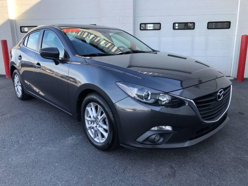 2015 Mazda MAZDA3 for sale at Zimmerman's Automotive in Mechanicsburg PA