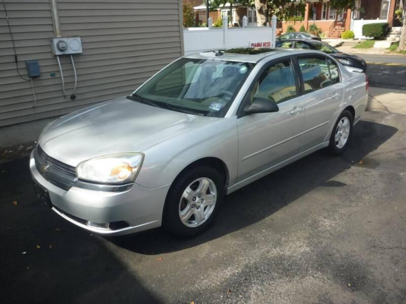 2005 Chevrolet Malibu for sale at Pinto Automotive Group in Trenton NJ
