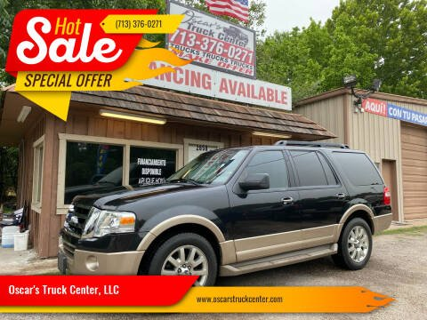 2011 Ford Expedition for sale at Oscar's Truck Center, LLC in Houston TX