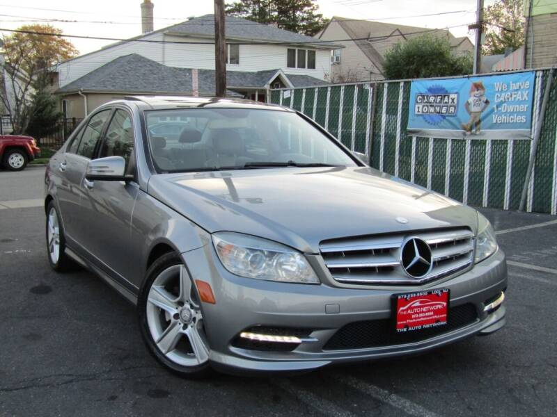 2011 Mercedes-Benz C-Class for sale at The Auto Network in Lodi NJ