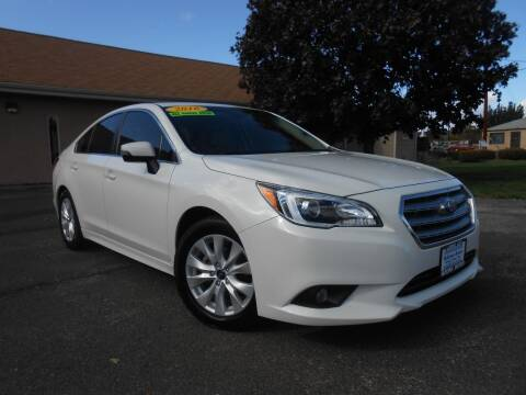 2016 Subaru Legacy for sale at McKenna Motors in Union Gap WA
