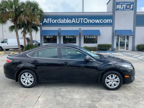 2011 Mazda MAZDA6 for sale at Affordable Autos in Houma LA