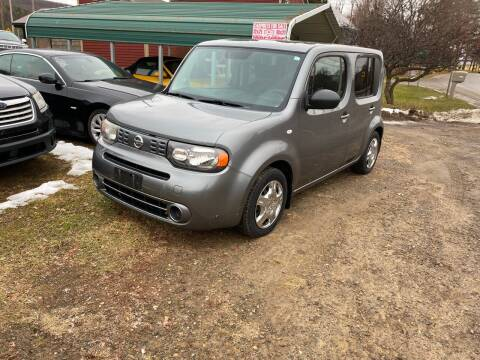 2009 Nissan cube for sale at Richard C Peck Auto Sales in Wellsville NY