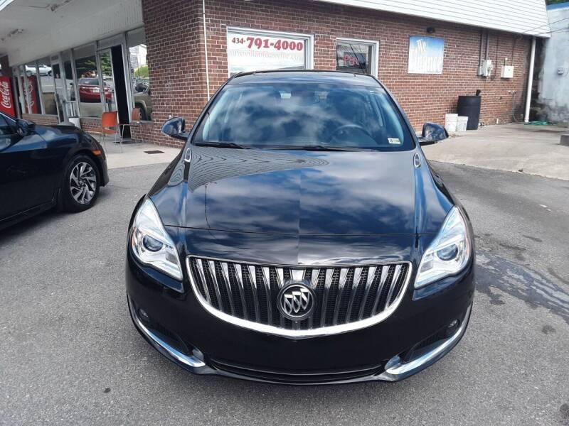 2017 Buick Regal for sale at Auto Villa in Danville VA