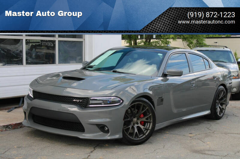 2017 Dodge Charger for sale at Master Auto Group in Raleigh NC