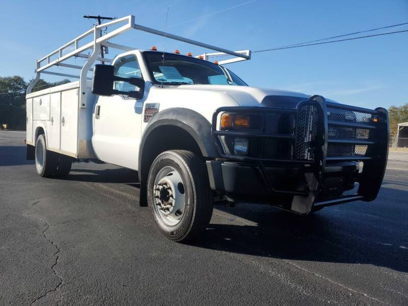 2008 Ford F-450 Super Duty for sale at Thornhill Motor Company in Hudson Oaks, TX