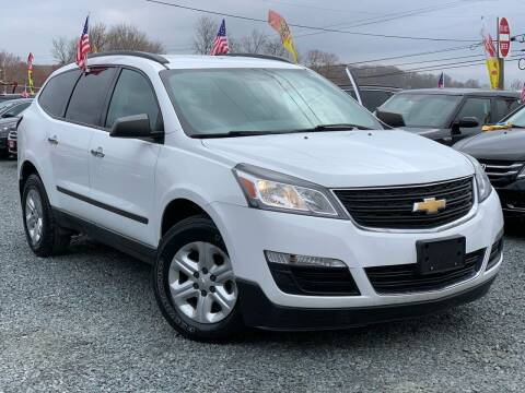 2016 Chevrolet Traverse for sale at A&M Auto Sales in Edgewood MD