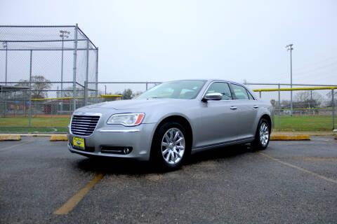 2011 Chrysler 300 for sale at MEGA MOTORS in South Houston TX