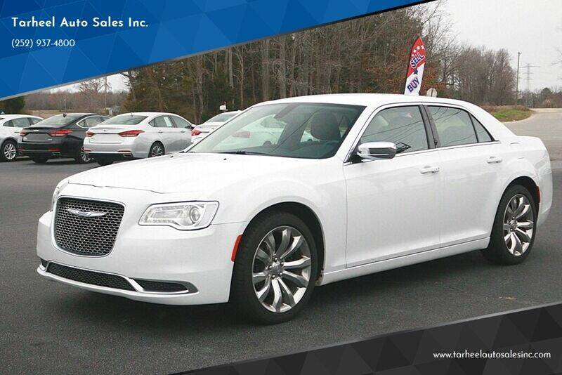 2018 Chrysler 300 for sale at Tarheel Auto Sales Inc. in Rocky Mount NC