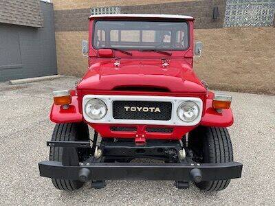 1980 Toyota Land Cruiser for sale at MICHAEL'S AUTO SALES in Mount Clemens MI