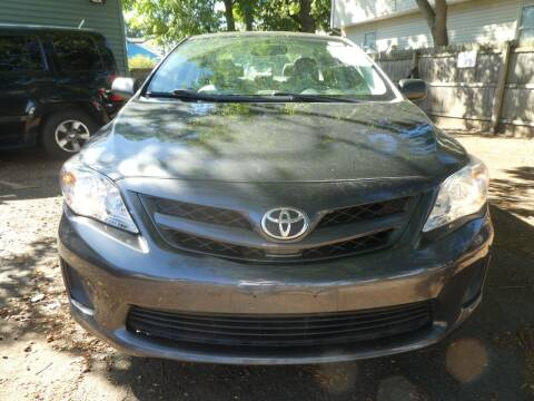 2013 Toyota Corolla for sale at Wheels and Deals in Springfield MA