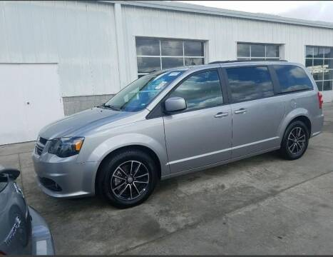 2018 Dodge Grand Caravan for sale at Bundy Auto Sales in Sumter SC