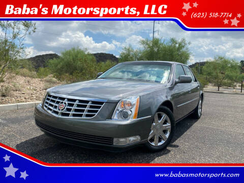 2006 Cadillac DTS for sale at Baba's Motorsports, LLC in Phoenix AZ